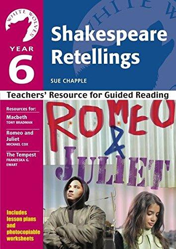 Yr 6 Shakespeare Retellings By Karina Law