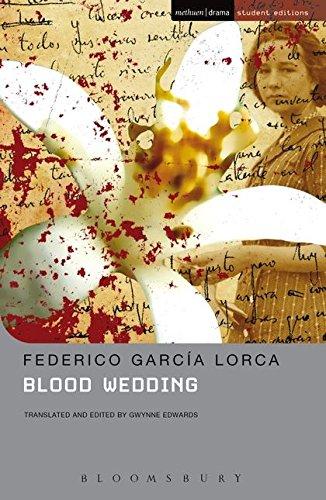 Blood Wedding: MCE (Student Editions) By Federico Garcia Lorca