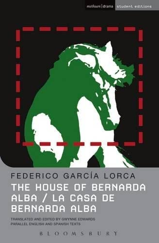 The House of Bernarda Alba By Federico Garcia Lorca