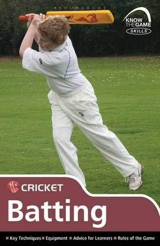 Skills: Cricket - Batting by Luke Sellers