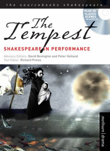 """The """"Tempest"""" (Sourcebooks Shakespeare) By William Shakespeare"""
