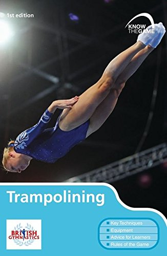 Trampolining By Sue Freeman
