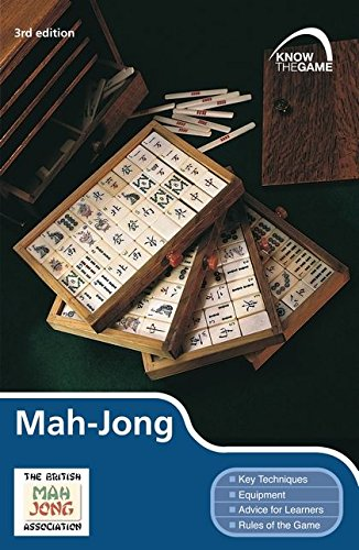 Mah-Jong (Know the Game) By Gwyn Headley