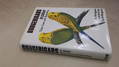 Budgerigars in Colour By Abram Rutgers