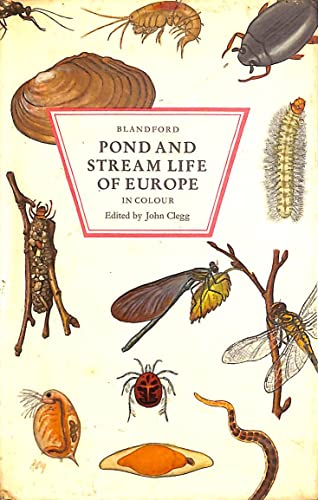 Pond and Stream Life By John Clegg
