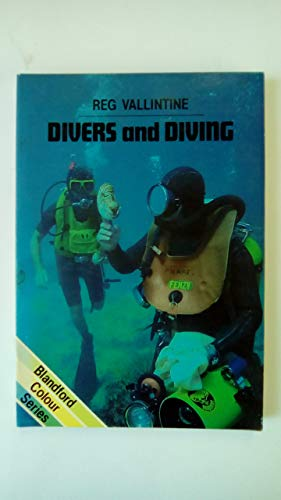 Divers and Diving (Colour) By Reg Vallintine