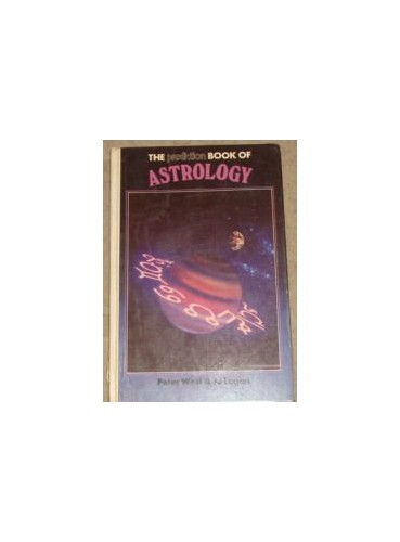 """Prediction"" Book of Astrology By Peter A. West"
