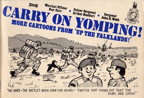 Carry on Yomping! By R. Carr
