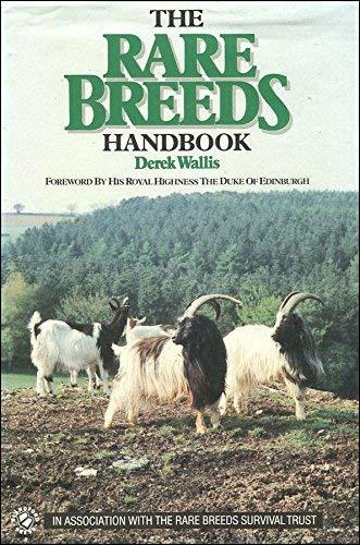 The Rare Breeds Handbook By Derek Wallis