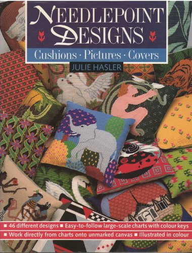 Needlepoint Designs By Julie S. Hasler