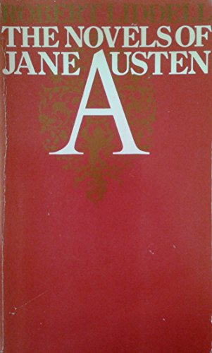 Novels of Jane Austen By Robert Liddell