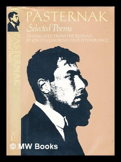Selected Poems By Boris Pasternak
