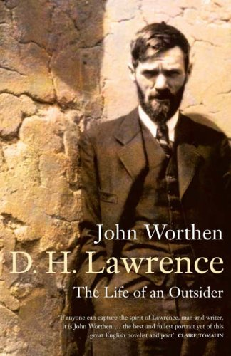 D. H. Lawrence By John Worthen