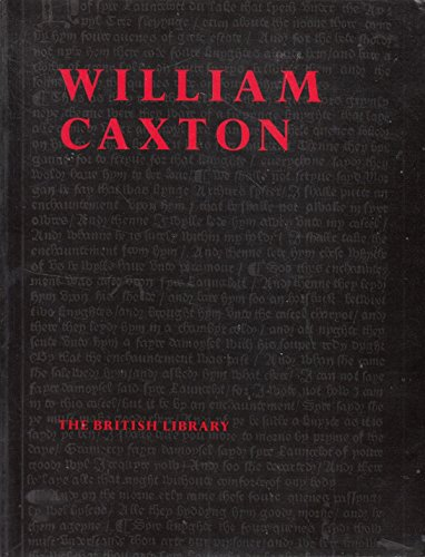 William Caxton By Janet Backhouse