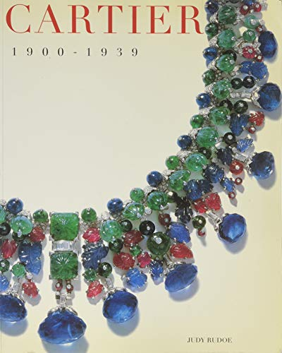 Cartier: 1900-39 by Rudoe, Judy Paperback Book The Cheap Fast Free Post