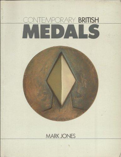 Contemporary British Medals by Mark Jones