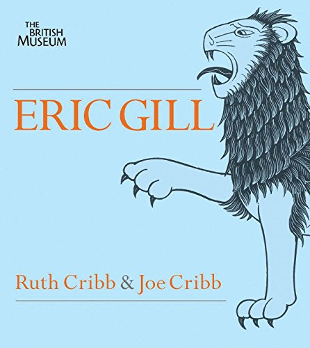 Eric Gill By Ruth Cribb