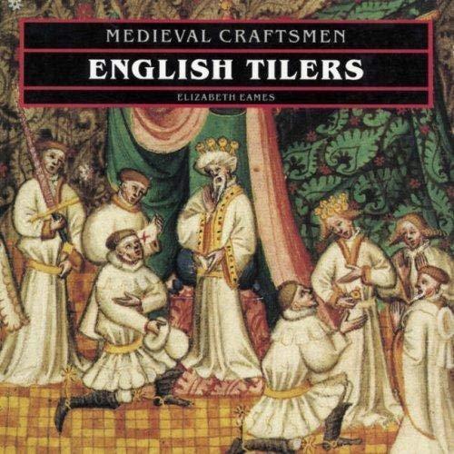 English Tilers By Elizabeth S. Eames