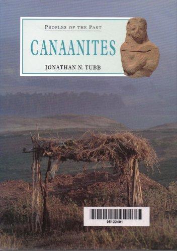 Canaanites By Jonathan N. Tubb