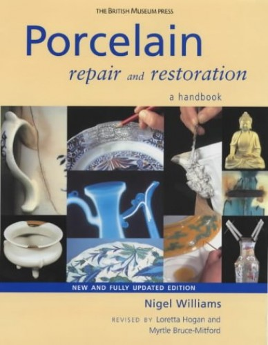 Porcelain Repair and Restoration by Nigel Williams