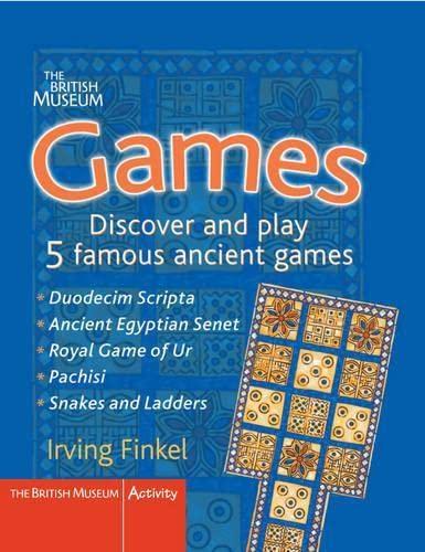 Games By Irving Finkel