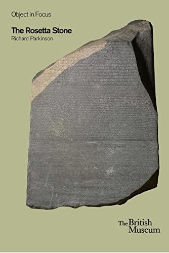 The Rosetta Stone By Richard Parkinson