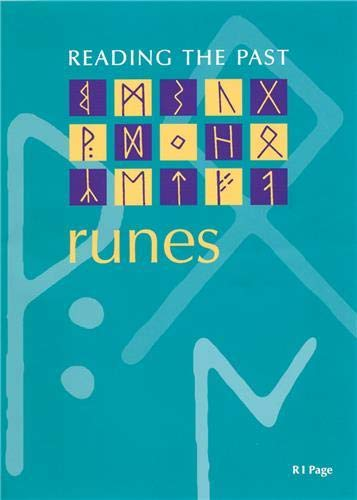 Runes: Cuneiform to the Alphabet by R.I. Page
