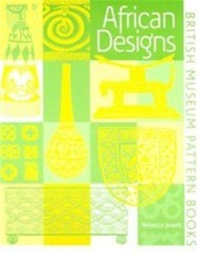 African Designs (Pattern Books) By Rebecca Jewell