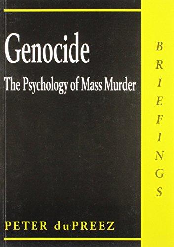Genocide By Peter Du Preez