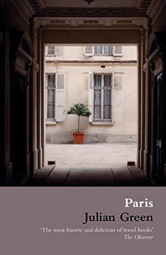 Paris By Julien Green