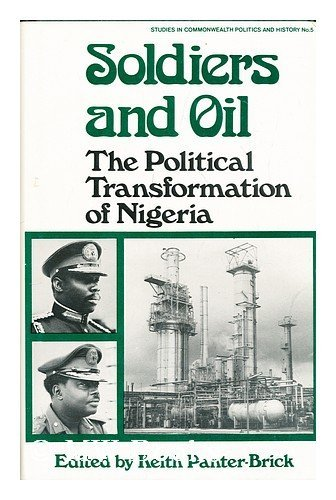 Soldiers and Oil By Samuel Keith Panter-Brick