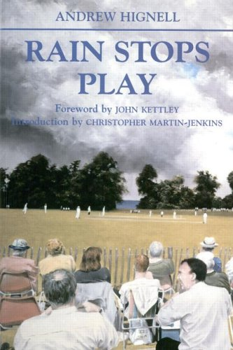 Rain Stops Play By Andrew Hignell