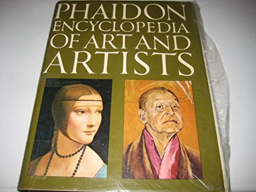 Encyclopaedia of Art and Artists By Phaidon Press Limited