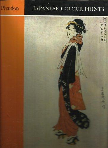 Japanese Colour Prints By J. Hillier