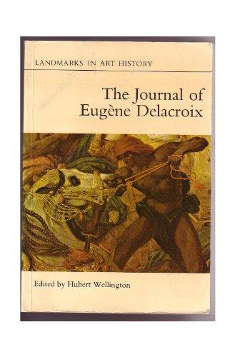 Journal of Eugene Delacroix By Eugene Delacroix