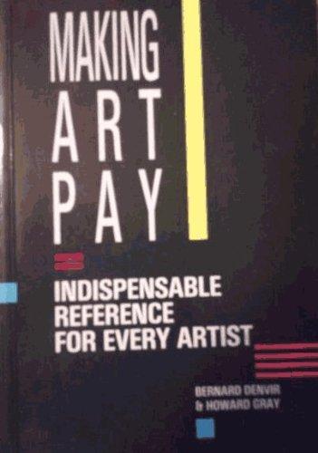 Making Art Pay By Bernard Denvir
