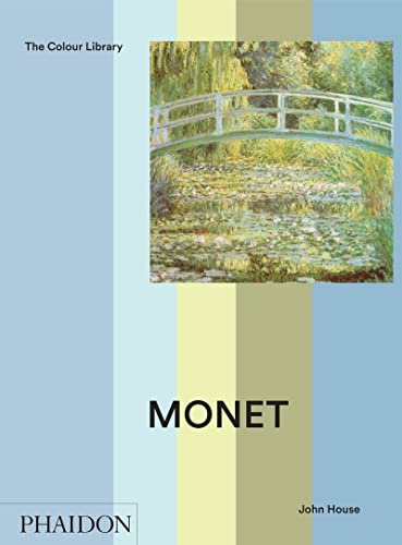 Monet (Colour Library) By John House