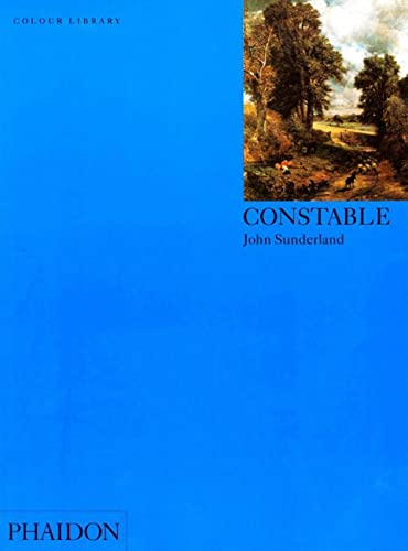 Constable (Colour Library) By John Sunderland