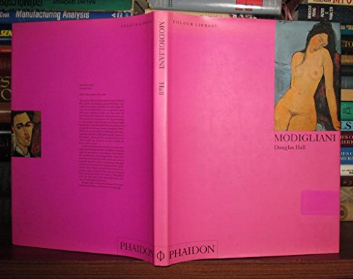 Modigliani By Douglas Hall