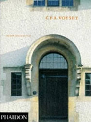 C F A Voysey by Wendy Hitchmough