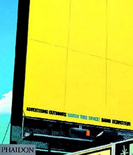 Advertising Outdoors By David Bernstein