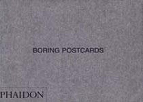 Boring Postcards By Commentator Martin Parr