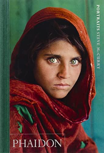 Portraits By (photographer) Steve McCurry