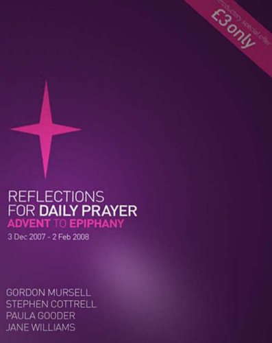Reflections for Daily Prayer By Gordon Mursell
