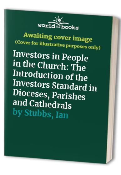 Investors in People in the Church By Julian Cummins