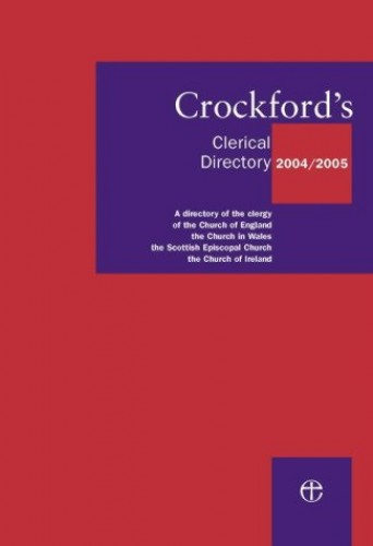 Crockford's Clerical Directory