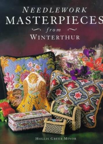Needlework Masterpieces By Hollis Greer Minor