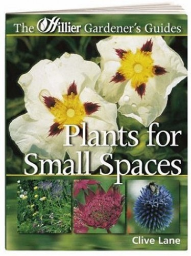 Plants for Small Spaces (Hillier Gardener's Guide) By Clive Lane