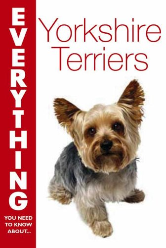 Yorkshire Terriers by Cheryl Smith