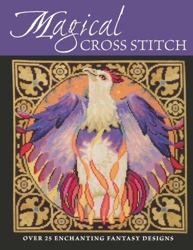 Magical Cross Stitch By Claire Crompton
